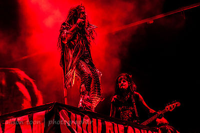 Rob Zombie at Aftershock 2014, Sacramento