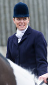 Sallyanne Brooksbank - The Cottesmore Hunt at Northfield Farm 29/1/13