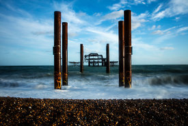 'West Pier' Brighton 2017: Photographer: Neil Emmerson