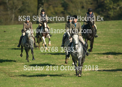 2018-10-21 KSB Shepperton Farm Hound Exercise