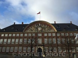The oldest office building in Denmark