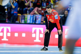 Arpad Sterbik during the Final Tournament - Final Four - SEHA - Gazprom league, Gold Medal Match Vardar - Telekom Veszprém, B...