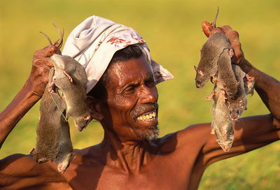 Rat Catchers of Madras