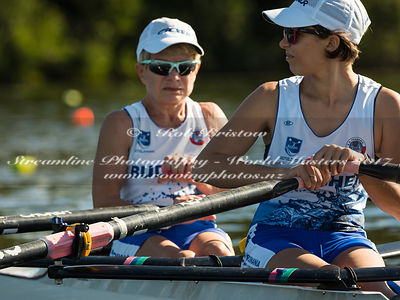 Taken during the World Masters Games - Rowing, Lake Karapiro, Cambridge, New Zealand; Tuesday April 25, 2017:   5253 -- 20170...