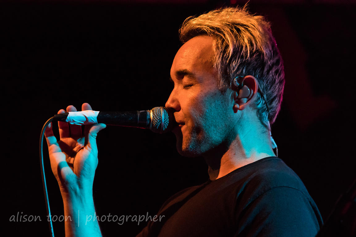 Doug Robb, vocals, Hoobastank