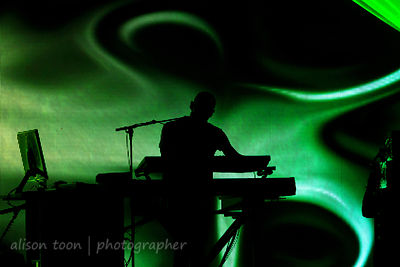 Mark Kelly, Marbles evening, Marillion Weekend, PZ 2015