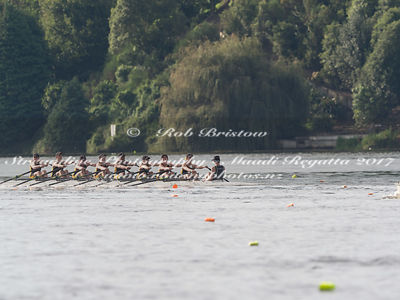 Taken during the NZSSRC - Maadi Cup 2017, Lake Karapiro, Cambridge, New Zealand; ©  Rob Bristow; Frame 3006 - Taken on: Saturday - 01/04/2017-  at 17:11.01
