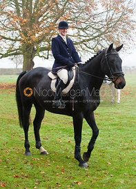 Jess Butler - The Cottesmore at Ashwell Grange 5/11/11