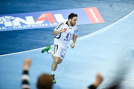 Luka RAKOVIĆ of PPD Zagreb during the Final Tournament - Final Four - SEHA - Gazprom league, third place match, Varazdin, Cro...