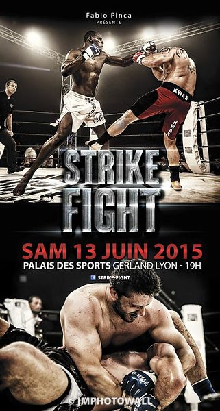 affiche_Strike_Fight_II_2