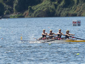 Taken during the NZSSRC - Maadi Cup 2017, Lake Karapiro, Cambridge, New Zealand; ©  Rob Bristow; Frame 2656 - Taken on: Saturday - 01/04/2017-  at 15:29.57
