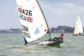 Laser 181426, Parkstone YC Winter Dinghy Series 2018, 20181111012