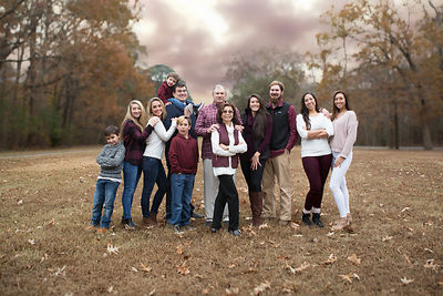 Evans Family Shoot photos