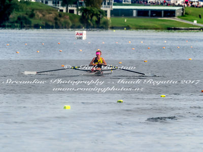 Taken during the NZSSRC - Maadi Cup 2017, Lake Karapiro, Cambridge, New Zealand; ©  Rob Bristow; Frame 2060 - Taken on: Satur...