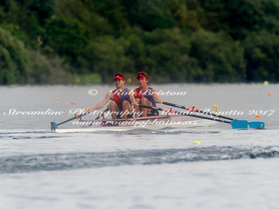 Taken during the NZSSRC - Maadi Cup 2017, Lake Karapiro, Cambridge, New Zealand; ©  Rob Bristow; Frame 2012 - Taken on: Satur...