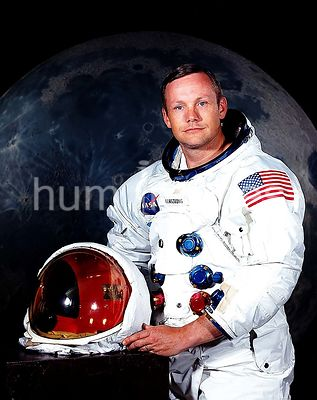 (July 1969) --- Astronaut Neil A. Armstrong