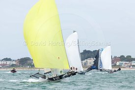 18ft Skiff European Grand Prix, Sandbanks, 20160904087
