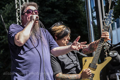 SoulMotor, SacTown Rocks, June 2014