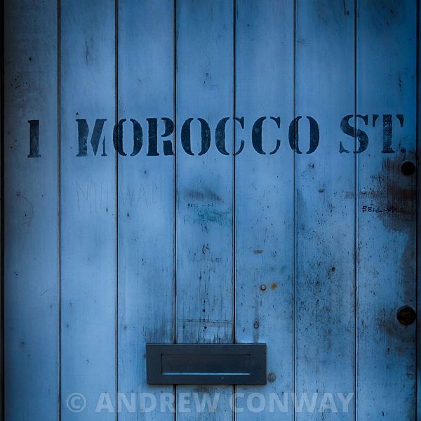 Number One Morocco Street