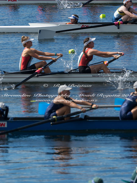 Taken during the NZSSRC - Maadi Cup 2017, Lake Karapiro, Cambridge, New Zealand; ©  Rob Bristow; Frame 1269 - Taken on: Frida...