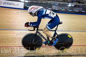 Junior Men Pursuit 3-4 Final. Canadian Track Championships (Jr/U17/Para), April 13, 2018