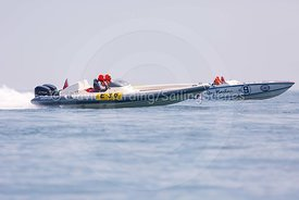 E-36, Fortitudo Poole Bay 100 Offshore Powerboat Race, June 2018, 20180610301