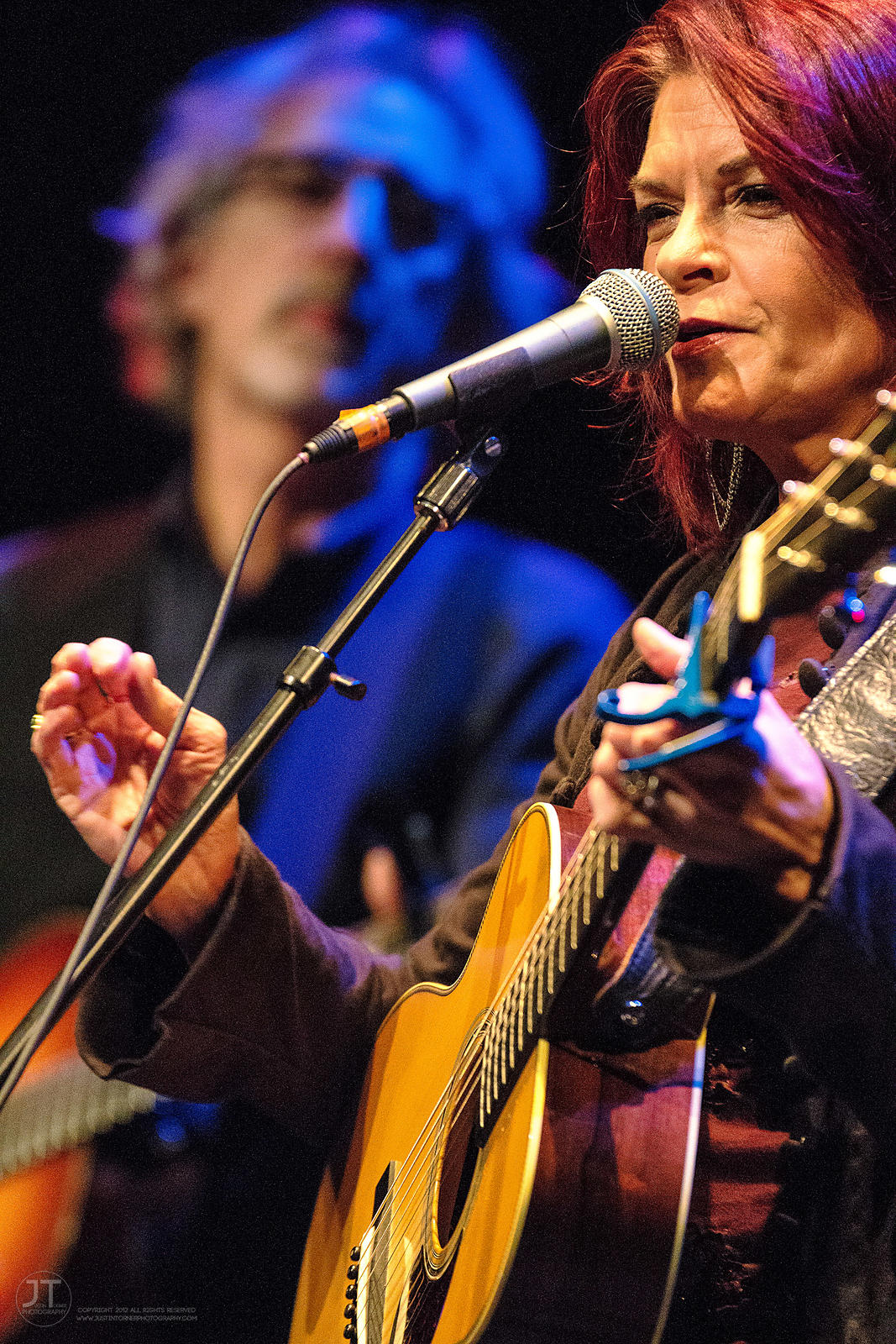Hoopla - Roseanne Cash, November 22, 2014