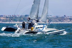 Swift, GBR148, Dragonfly 920 trimaran, 20160529618