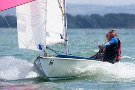 Flying Fifteen GBR 2700, adidas Poole Week 2016, 20160822427