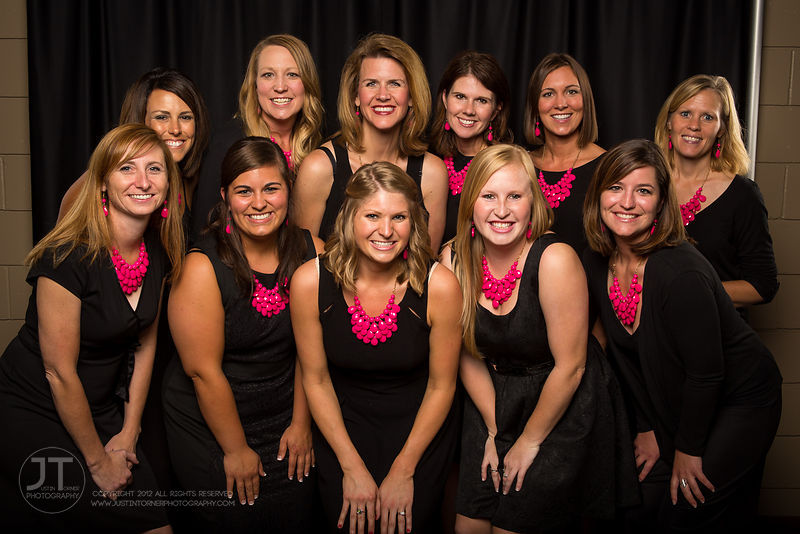 Junior Achievement of Eastern Iowa Ladies' Night Out, August 7, 2014