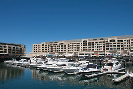 marina at Glenelg
