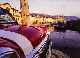 Northern Italy 1998 'The Italian Job' with R498: Photographer: Neil Emmerson