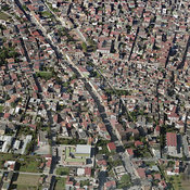 Brusciano aerial photos
