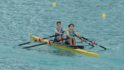 Taken during the Maadi Cup Regatta 2018, Lake Ruataniwha, Twizel, New Zealand; ©  Rob Bristow; Frame 238 - Taken on: Monday -...