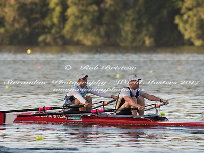 Taken during the World Masters Games - Rowing, Lake Karapiro, Cambridge, New Zealand; Wednesday April 26, 2017:   8308 -- 201...