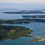 Great Chebeague Island, Casco Bay, Portland