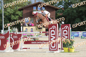 SCHAFER Nina (GER) and PIA LOTTA 15 during LAKE ARENA - The Summer Circuit II, CSI2*, GOOD BYE COMP, 140 cm, 2017 August 27 -...
