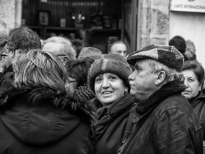 Street Photography in Caltagirone #19