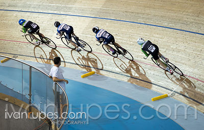 U17 Men Team Pursuit Final. Canadian Track Championships (U17/Junior), April 1, 2016