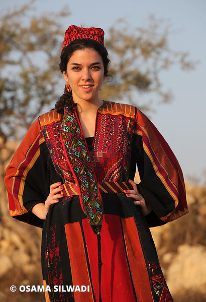 The Folk dress of Hebron City