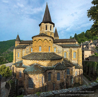 Abbey of Conques