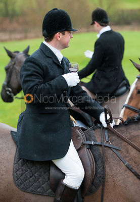 The Cottesmore at Town Farm, Brooke 3/1/12