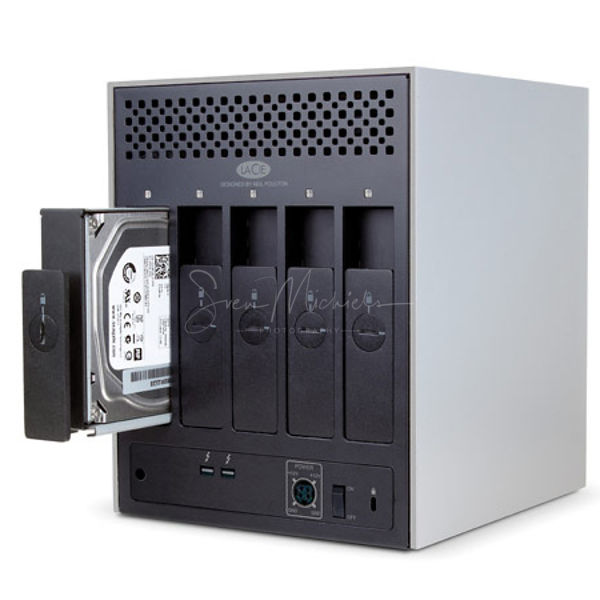 Review Lacie 5big Nas Pro