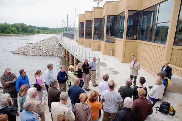 Coralville Riverfront Trail Opening, June 10, 2014