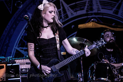 Stephanie Michelle, guitar, Snow White Smile, Ace of Spades, Sacramento