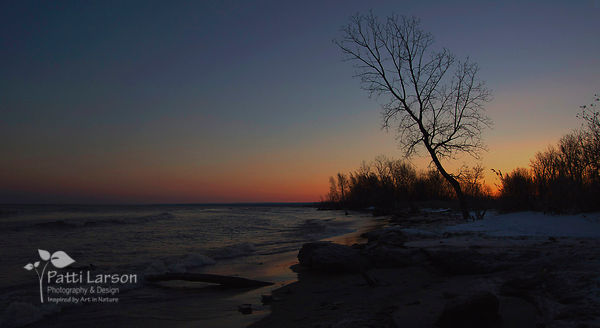 Sunrise at Presque Isle Beach 10