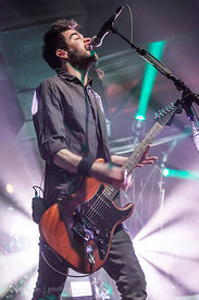 Pete Loeffler, vocals and guitar, Chevelle