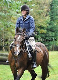 Surrey Hills Sponsored Ride 2014