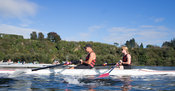 Taken during the World Masters Games - Rowing, Lake Karapiro, Cambridge, New Zealand; ©  Rob Bristow; Frame 1325 - Taken on: ...