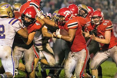 PC Prep Football, Iowa City High vs Muscatine, October 24, 2014